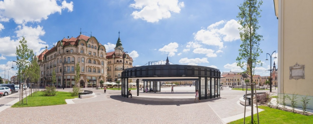 Oradea is emerging as one of the most attractive startup hubs in Romania