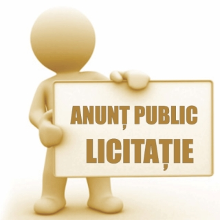 Licitație deschisă a unei parcele disponibile - EBP III  P12